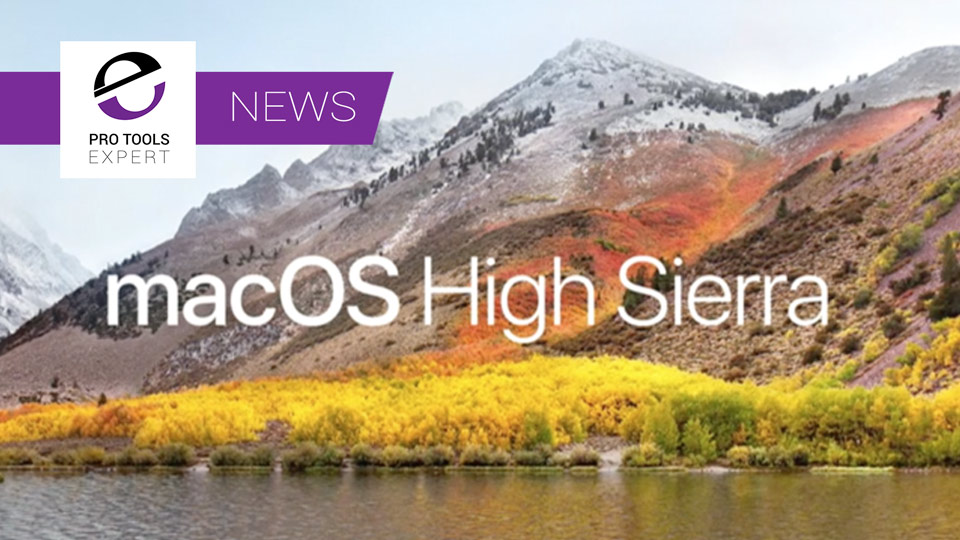 macOS High Sierra Announced By Apple At WWDC 2017