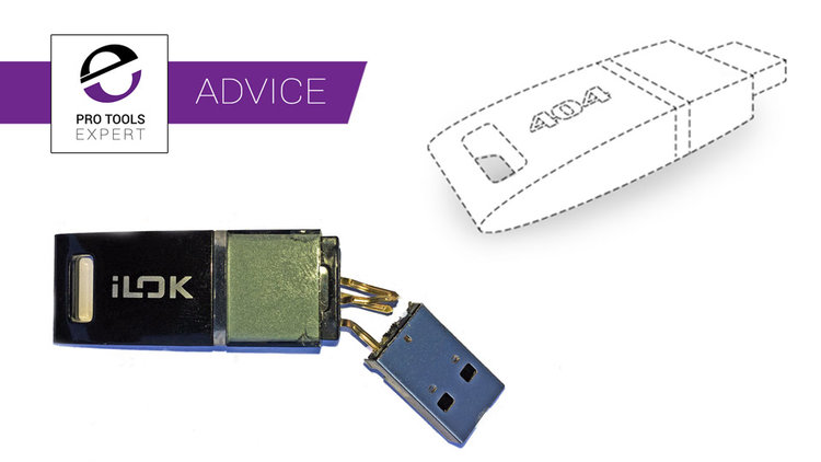 How Do I Protect My iLok From Being Damaged, Broken, Lost Or Stolen