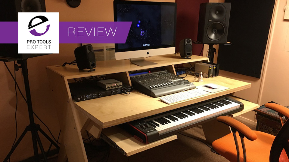 Review - Platform From Output - A Studio Desk From A Plug-in Company