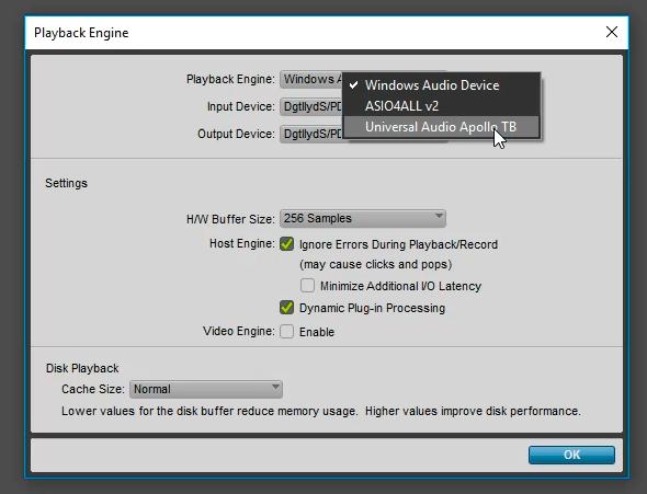 Pro Tools Playback Engine 2