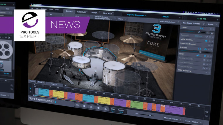 Toontrack Superior Drummer 3 - Everything You Need To Know | Pro Tools