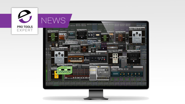 Avid Announce The Complete Plug-in Bundle - 51 Plug-ins For $4 99
