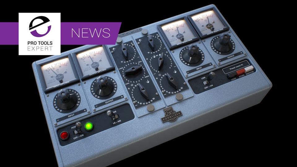 Audified Release Klangfilm Vale EQ Modelled Plugin Bundle
