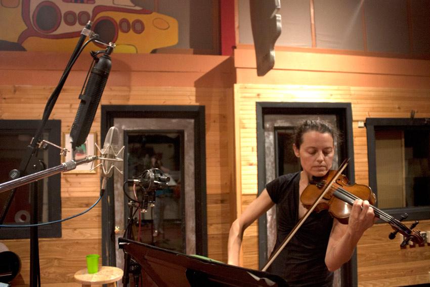 Isabella Lippi, violin