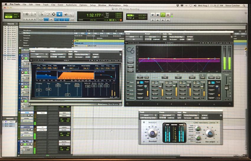 Recording-Stringed-Instruments-Violin-plug-ins