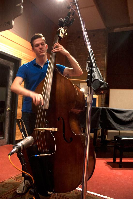 Casey Seymour, bass
