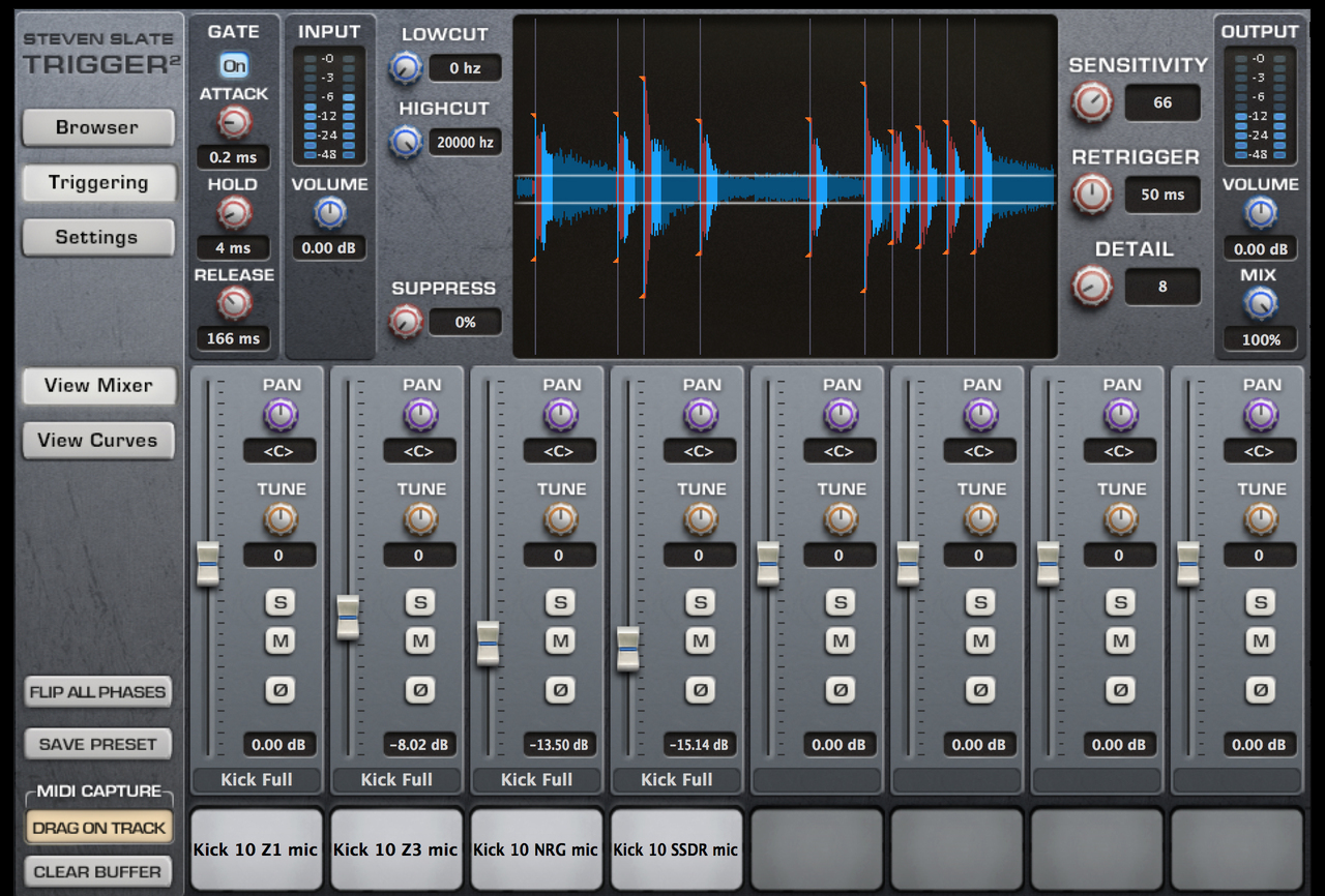 Drum Replacement Plug-ins For Pro Tools - Mix The Perfect