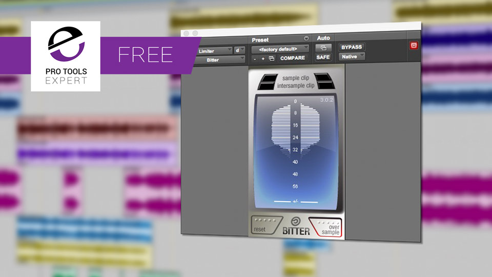 Friday Free Plug-in - Stillwell Bitter Bitscope & Intersample Clip Monitor Plug-in
