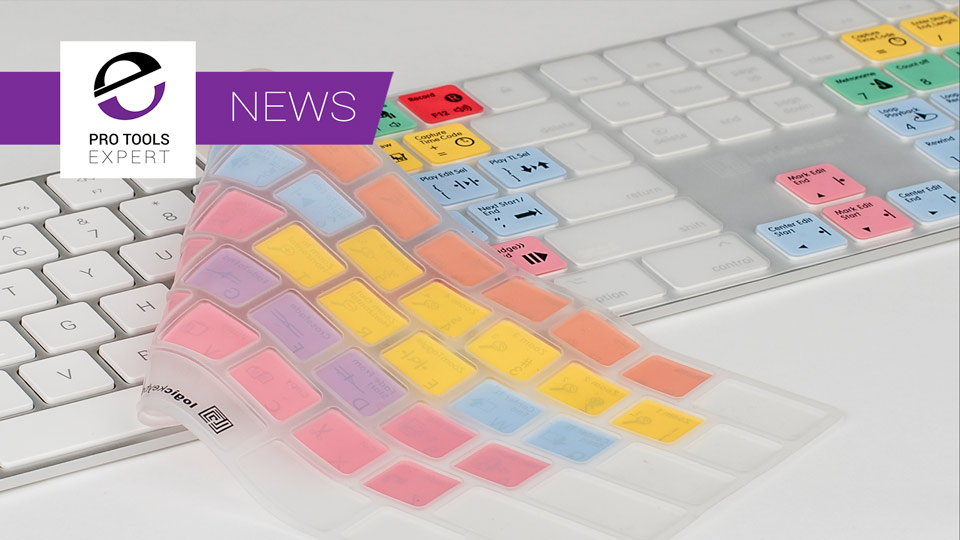 Logickeyboard Release Keyboard Covers For Apple Magic Keyboards