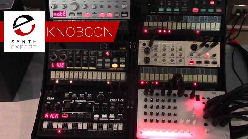 KV Gear Vixen at Knobcon 2017