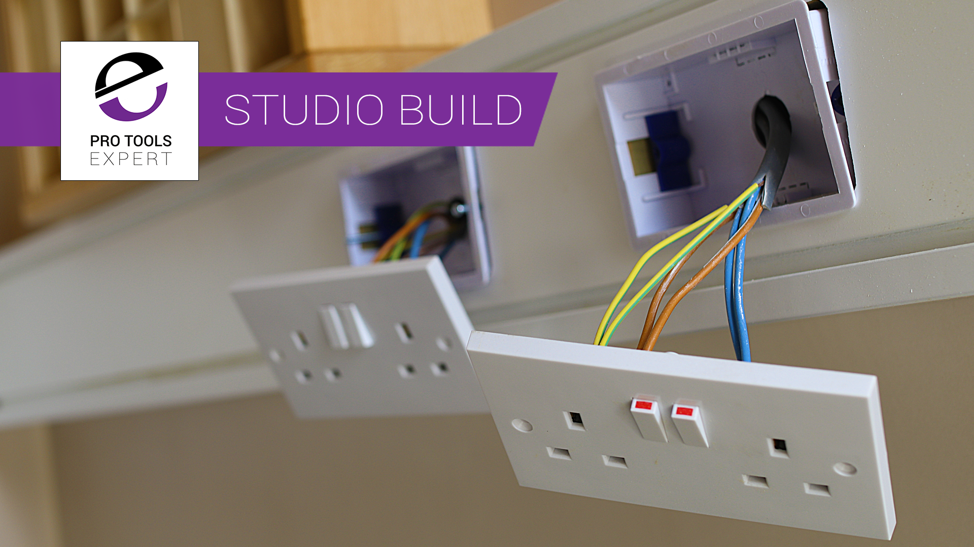 Studio Build Future Proofing Recording Studio Electrics With Trunking Systems Pro Tools