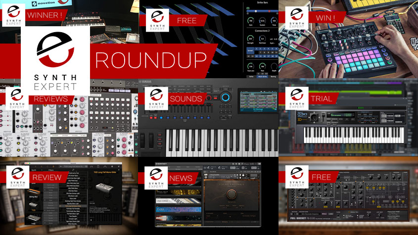 Saturday Synth Expert Weekly Round Up - Part 3
