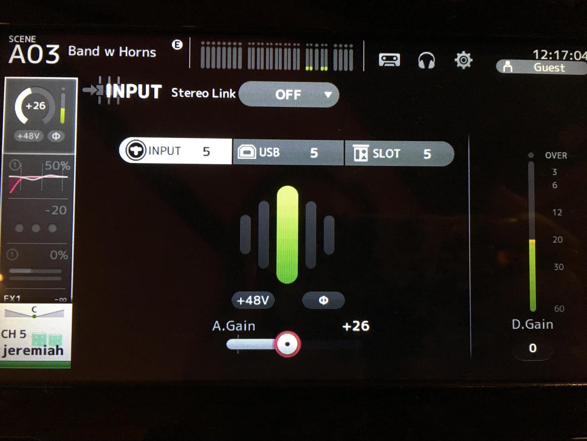 Review Yamaha TF1 Digital Mixer back inputs.jpg