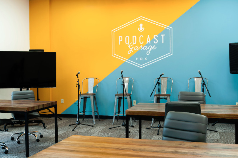 The Future of Podcasting Panel + Mixer