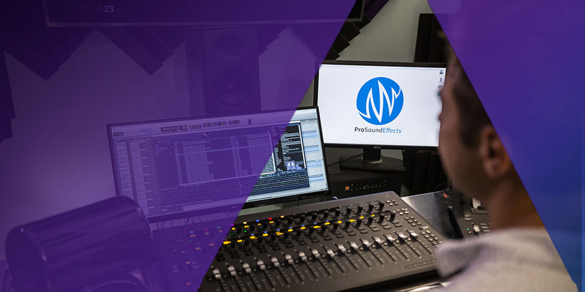 Avid Pro Sound Effects Essenetials Library Offer
