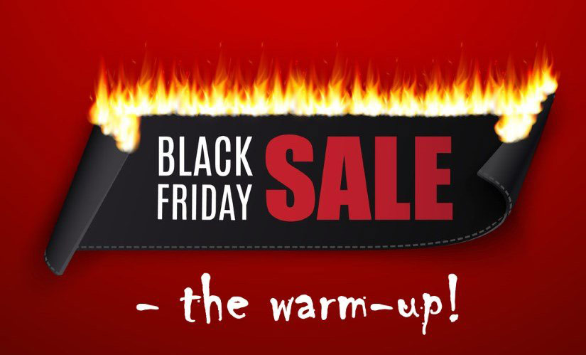 Black Friday Sound Effects Offers