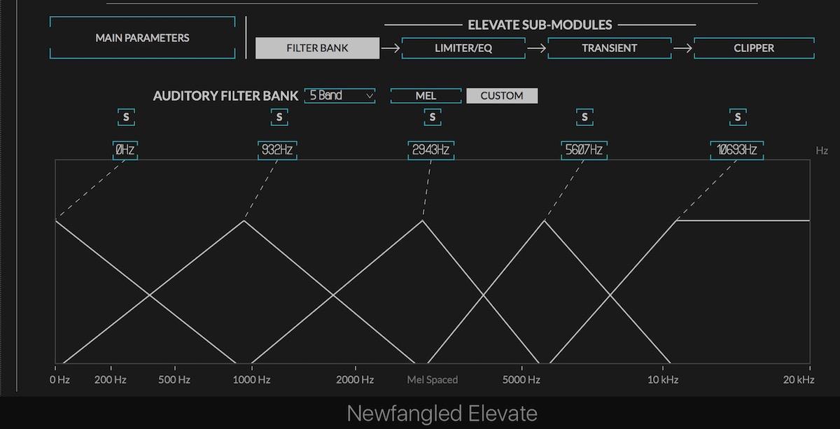 Elevate Filter Split