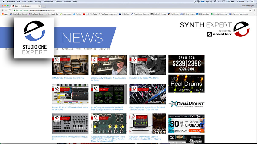 Synth+Expert