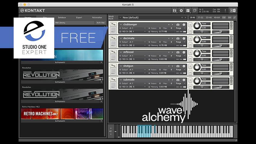 Wave+Alchemy+Free