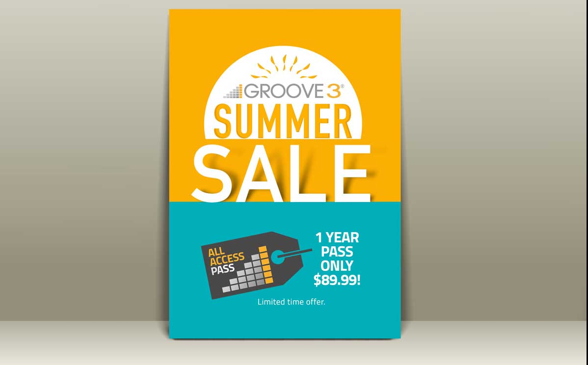 Groove-3-Summer-Sale