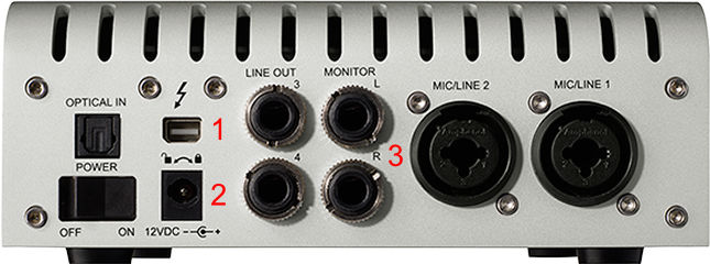 Setting Up The Universal Audio Apollo Twin Interface In