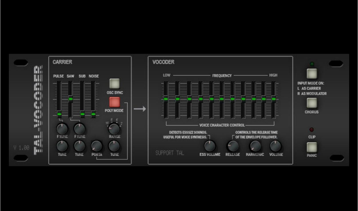 Free Vocoder Plug-in   Studio One