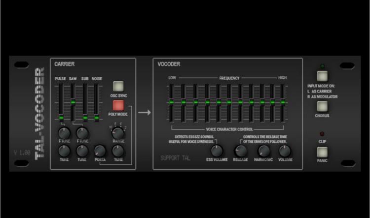 Free Vocoder Plug-in | Studio One