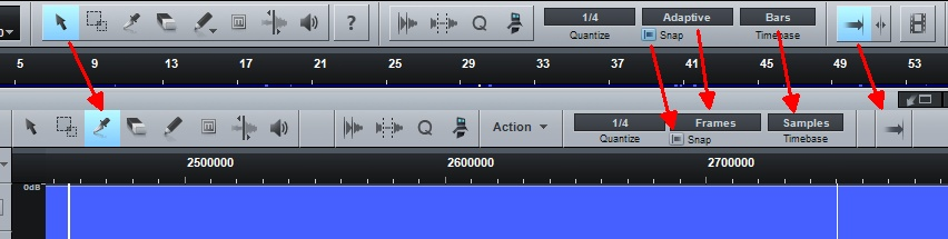 The Audio Editor Separated From the Arrange View