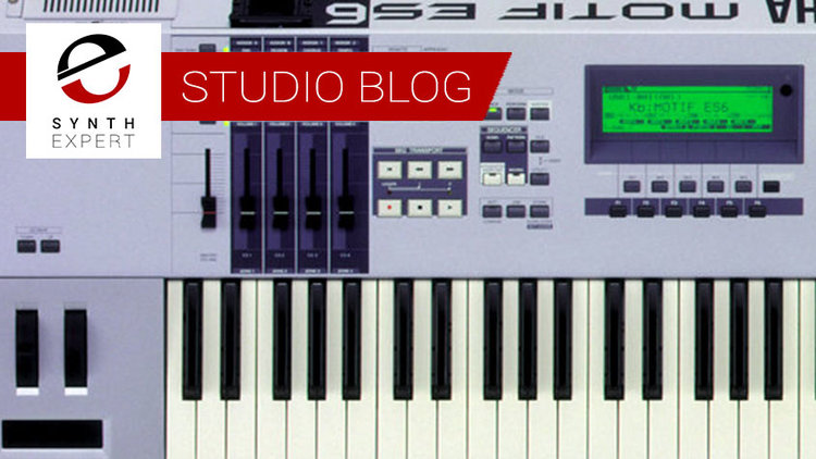 Stephen's Synths - Yamaha Motif ES | Synth Expert