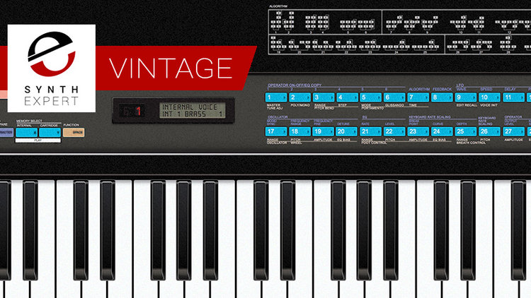 Synderella Stories - Yamaha DX7 | Synth Expert