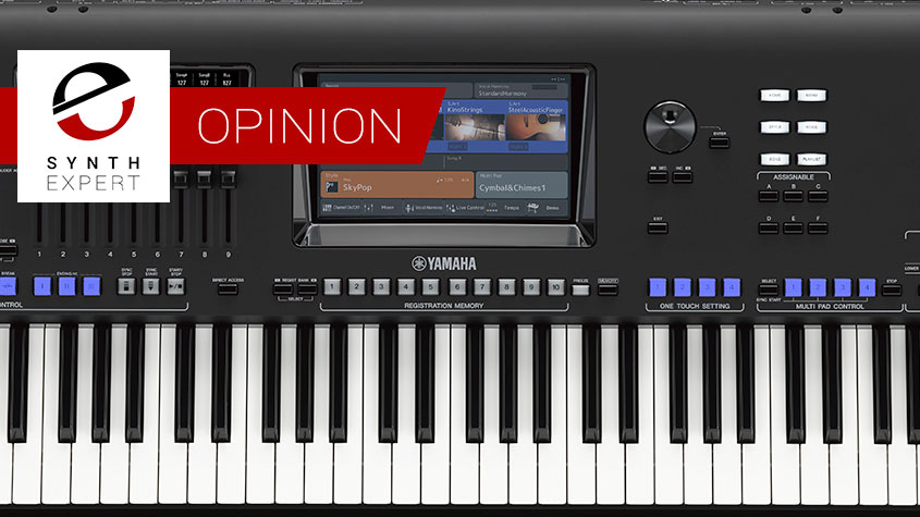 Why Arranger Keyboards Matter | Synth Expert