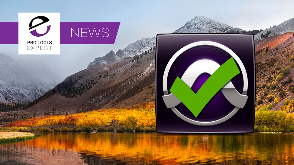The Latest information On macOS High Sierra Support For Avid Audio Interface Drivers With Pro Tools 12.8.3