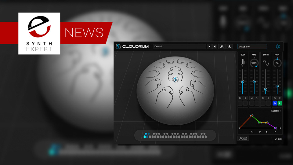 Ample Sound Release Free Cloudrum Drum VI In Time For Christmas