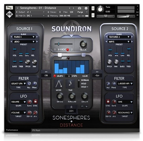 Soundiron Sonepheres 1 – Distance