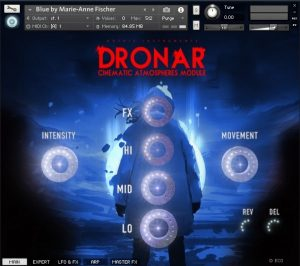 DRONAR: Cinematic Atmospheres Module