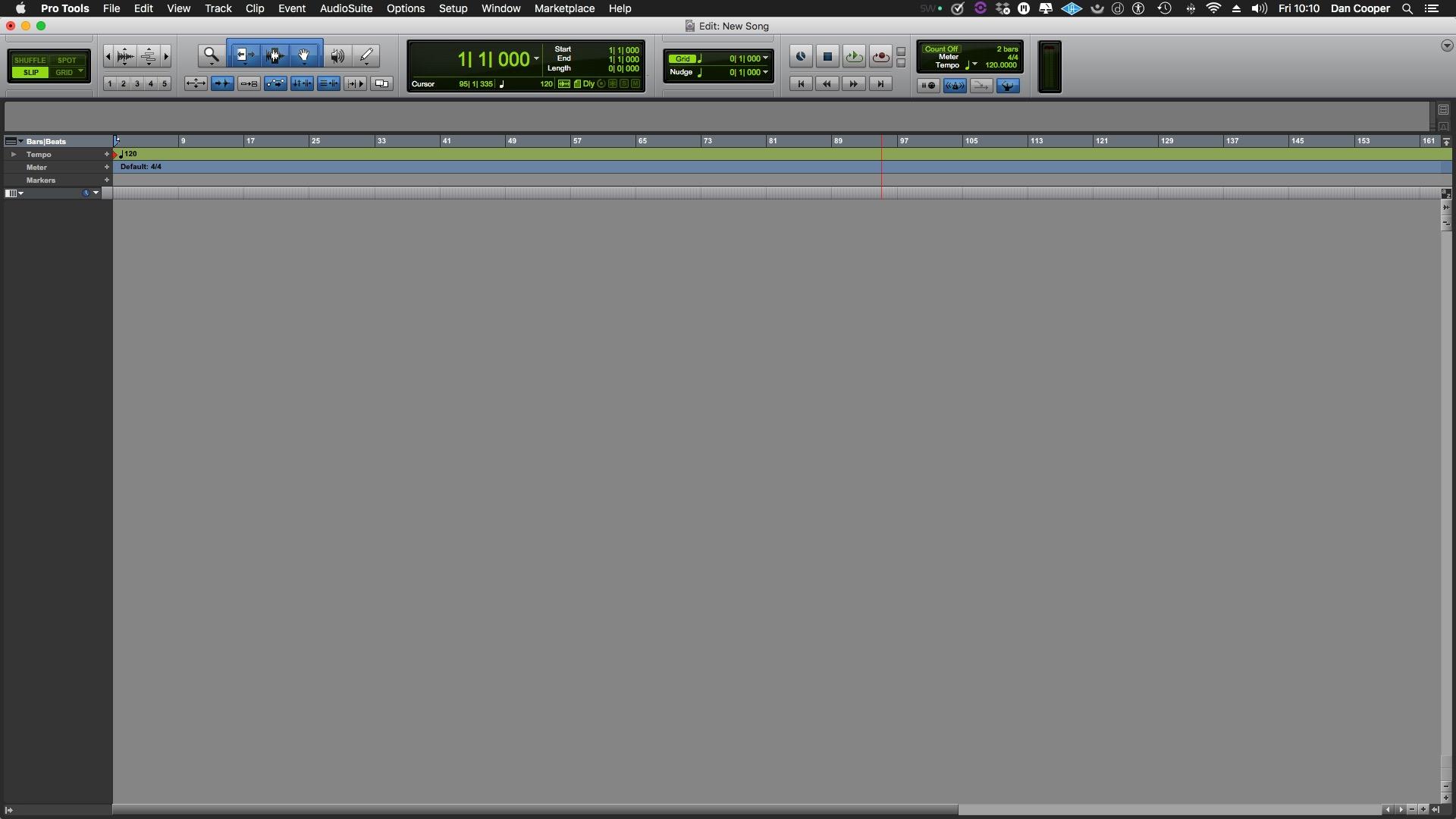 empty pro tools session edit window.jpg