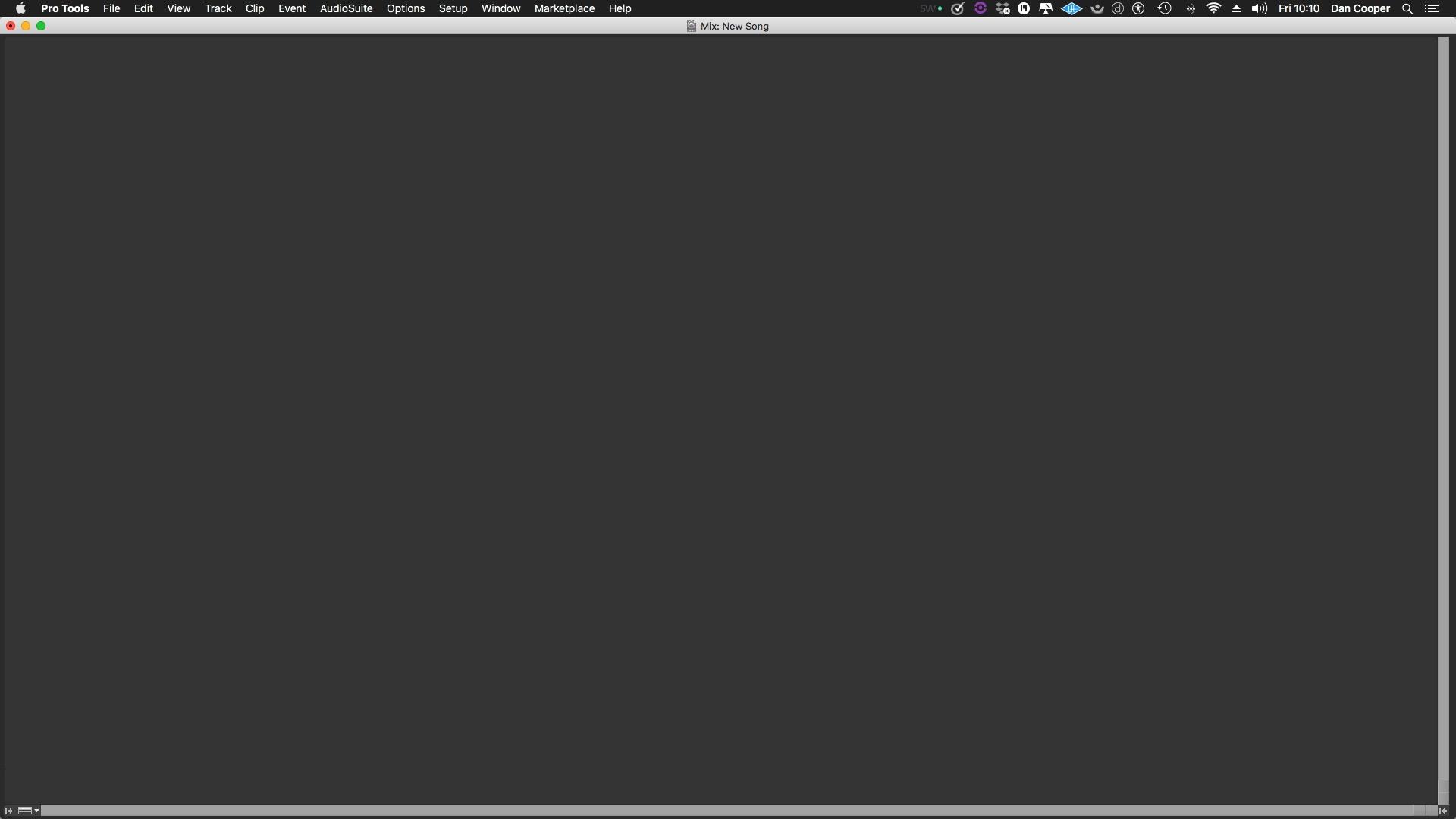 empty pro tools session mix window.jpg