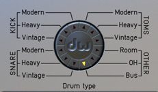 Drum Enhancer Types
