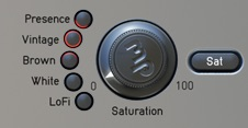 Drum Enhancer Saturation