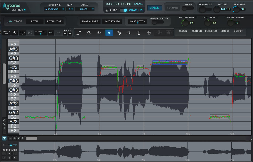 Antares Announces Auto-Tune Pro To Replace Auto-Tune 8 | Pro