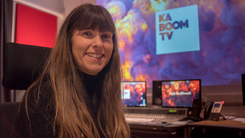 Claire Marquess Wins Every SoundBits Sound Effects Library Worth At Least $2,000