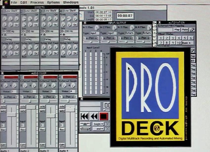 Digidesign Pro Tools 1