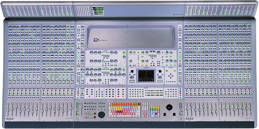 Digidesign 32 fader Icon D-Control