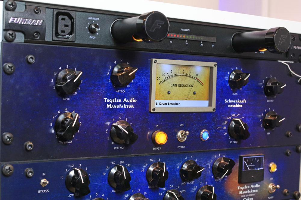 Studio Tour - A Breakdown Of Dan Cooper's Studio Gear & Pro Tools