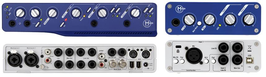 Digidesign Mbox2 and Mbox2 Mini