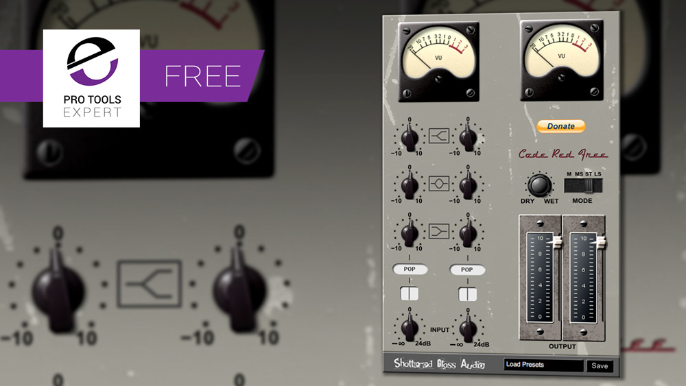 Friday Free Plug-in - Shattered Glass Audio Code Red Free