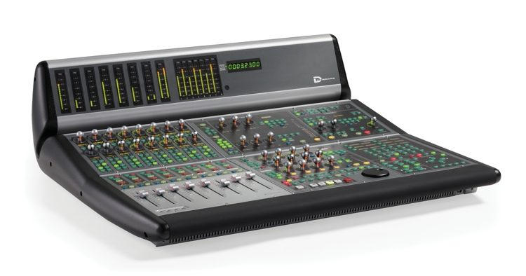 Digidesign Icon D-Command ES control surface