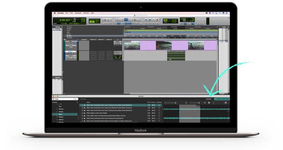 Sunday Sound Effects Round Up - SoundBits, HISSandaROAR