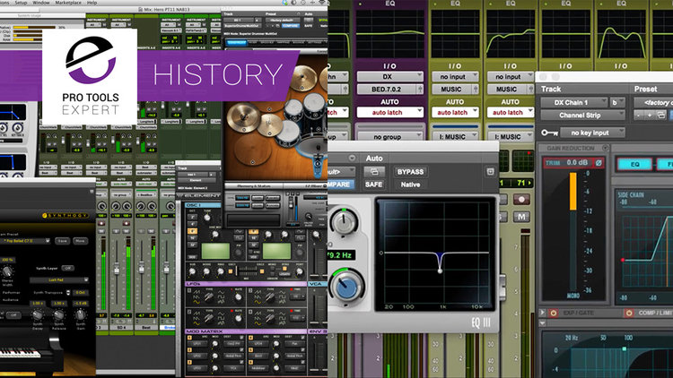 The History of Pro Tools - 2012 to 2018   Pro Tools