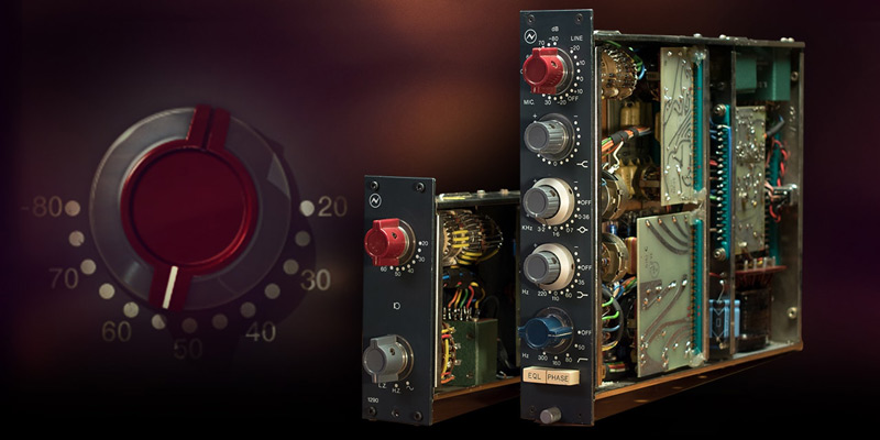 Universal Audio Announce UAD Software 9 5 1 With New Neve